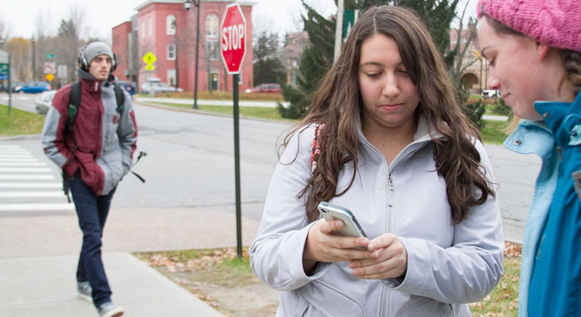 Bus tracking app hits campus