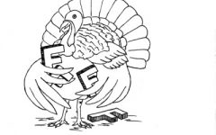 The Four F's of Thanksgiving