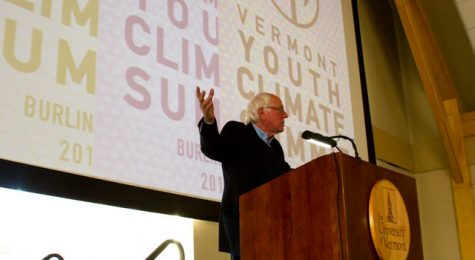 Vt. Youth Climate Summit held at UVM