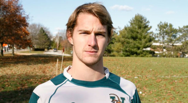 Club rugby athlete brings passion and green crocs