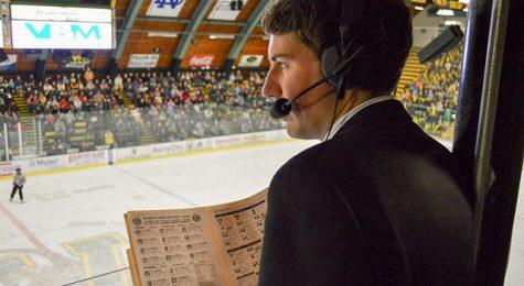 Radio broadcaster discusses career