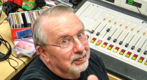 WRUV pays respects to DJ