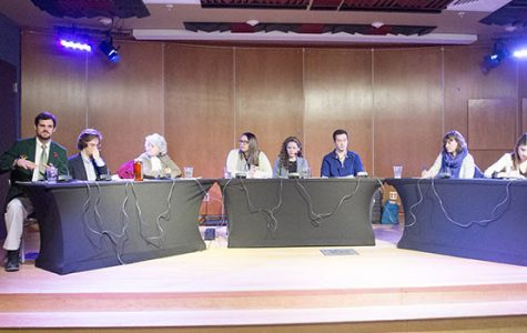 SGA hosts debate for elections