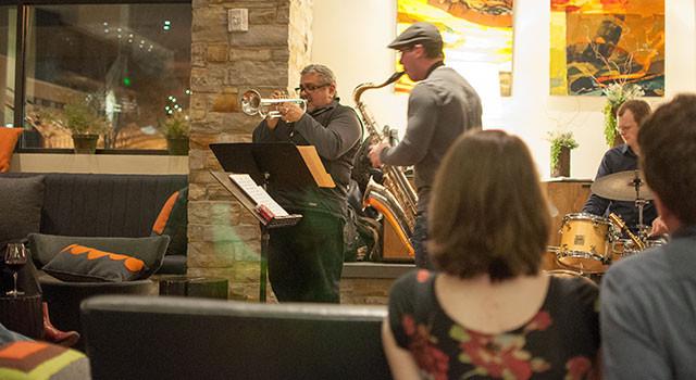 Conducting a jazz revolution