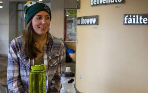 Students talk campus food