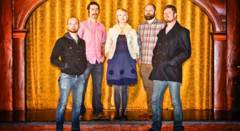 Murder By Death unveils new love