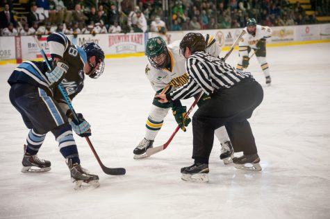 Men's hockey's season comes to an end