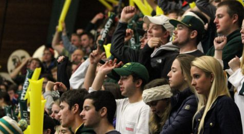 Using profanity prohibited in student section