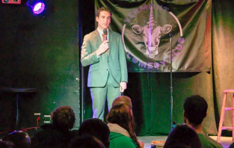 Junior comedian crowned champ