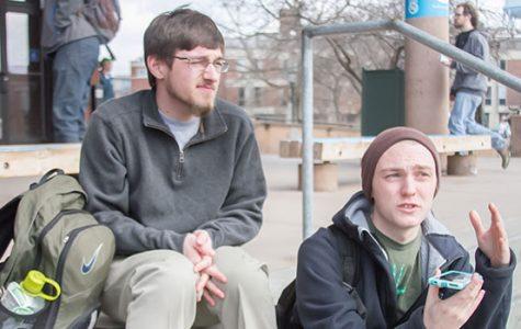 Students talk about legalizing marijuana
