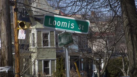 Stalker reported on Loomis Street