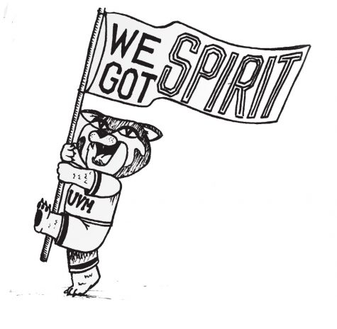 On school spirit, and how to get it