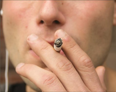 Campus policy bans use of tobacco