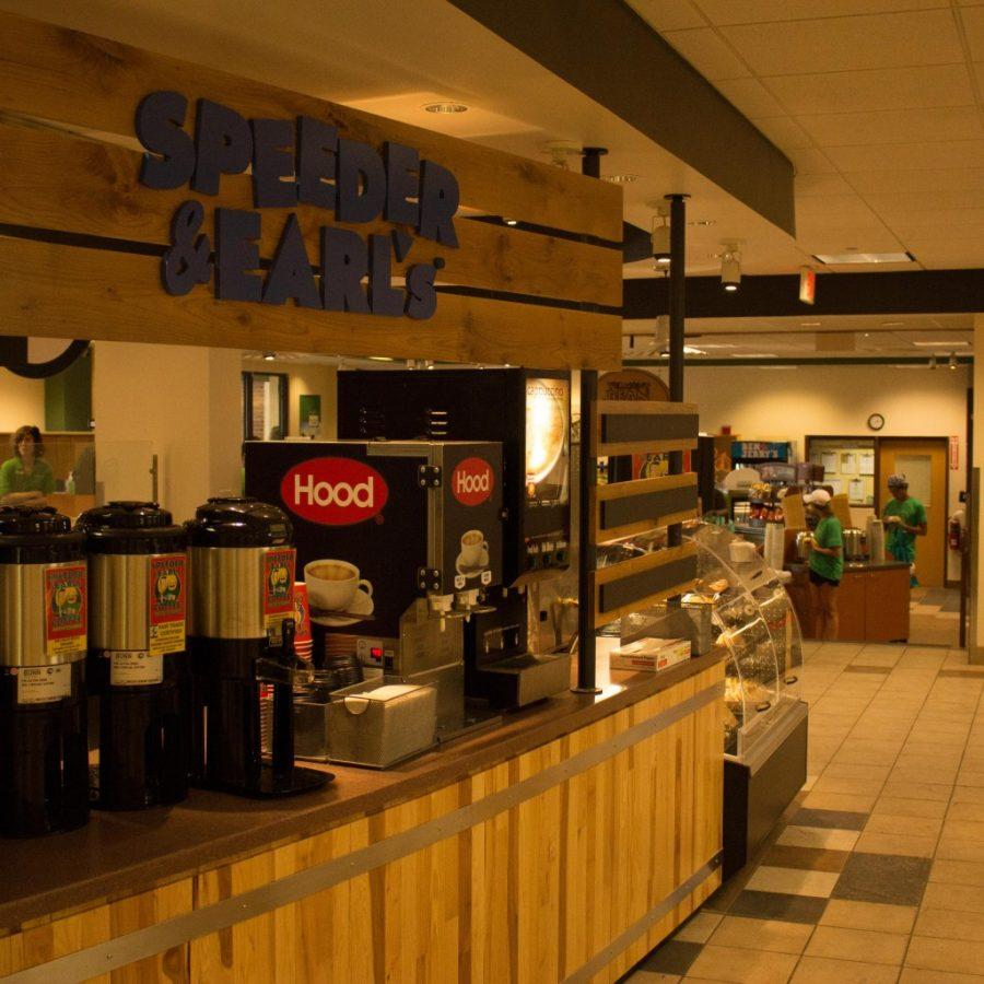Campus dining grows