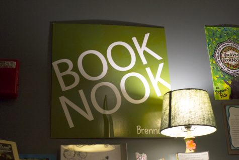 The Book Nook in Brennan's Pub