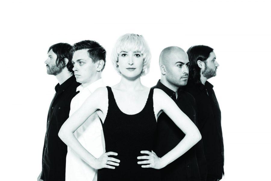 Canadian rock band July Talk will play on Nov. 16  www.emimusic.com.au
