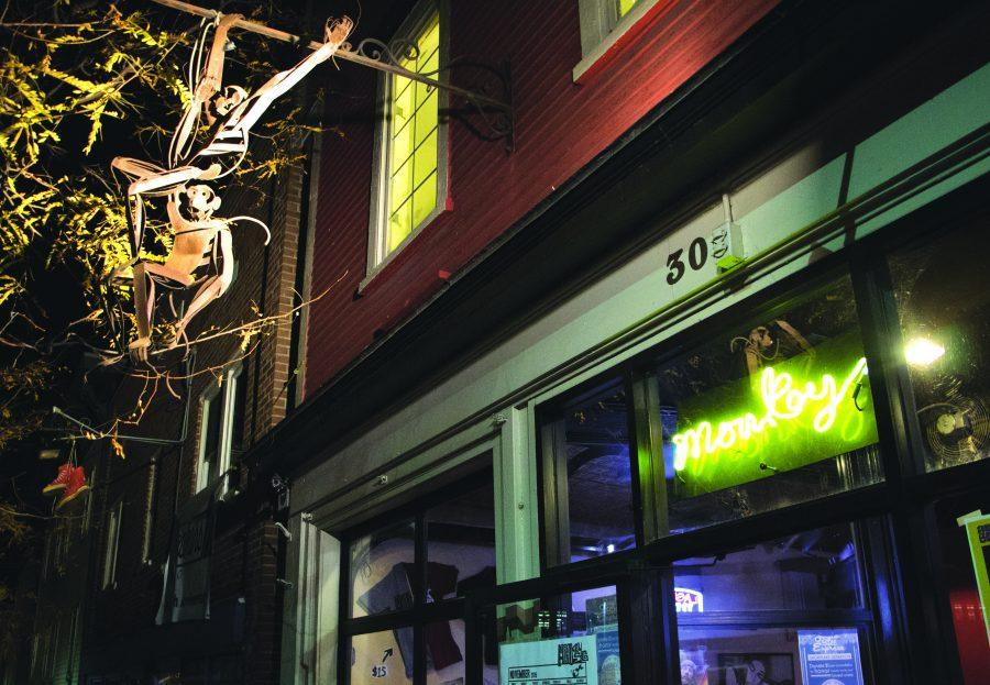 Spotlight on The Monkey House