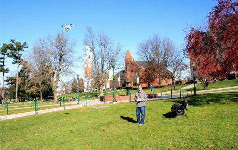 UVM developing new drone policy