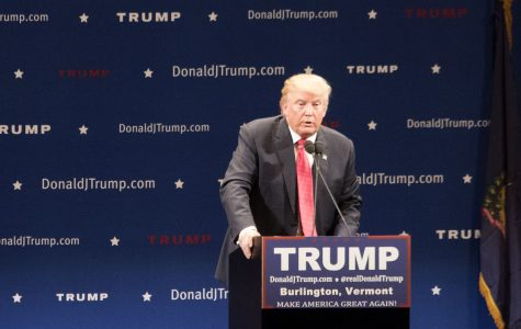 <p>Students removed from Trump&#8217;s rally, students say</p>