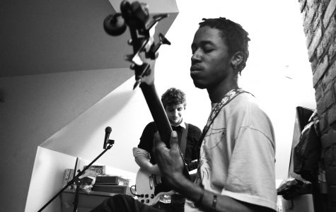 Boston horn duo returns to steal Nectar's spotlight