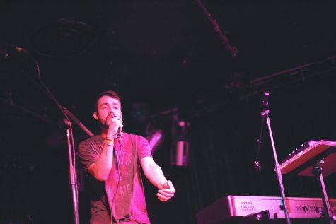 """Guthrie Galileo, a California-based alternative R&B producer plays Nectar's Feb. 10. The artist is currently touring for his new album, """"The Ifandbut."""""""