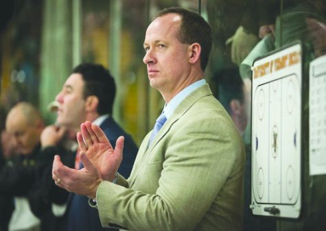 After 17 years at UVM, men's hockey coach Kevin Sneddon announced he would be retiring after this season.