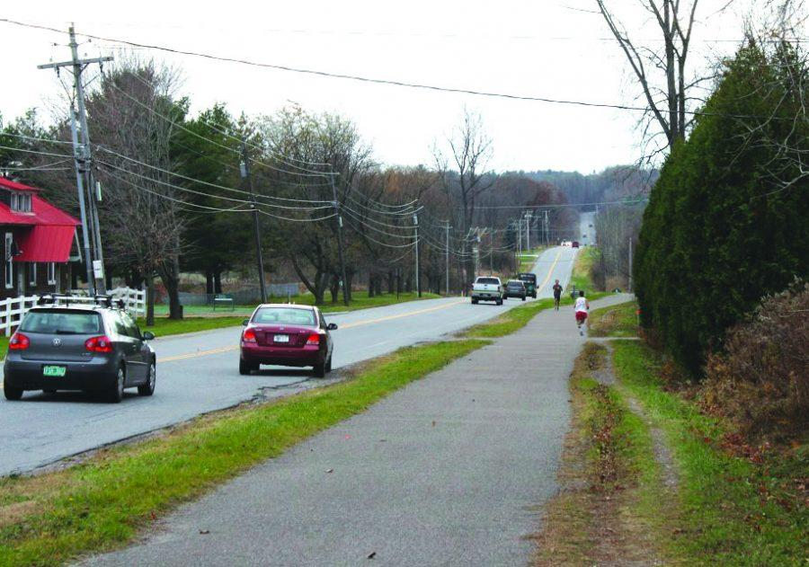 South Burlington Police received a report at 4:39 p.m. Nov. 3, of a man exposing himself to a female on the South Burlington Recreational path. The incident occurred near the UVM farm on Spear Street. COURTNEY CUNNINGHAM/The Vermont Cynic