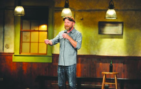 Comedian returning to Burly for round two