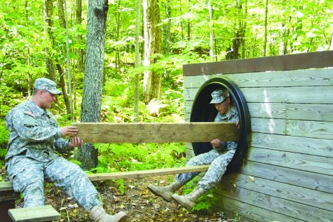 UVM ROTC ranked in top eight