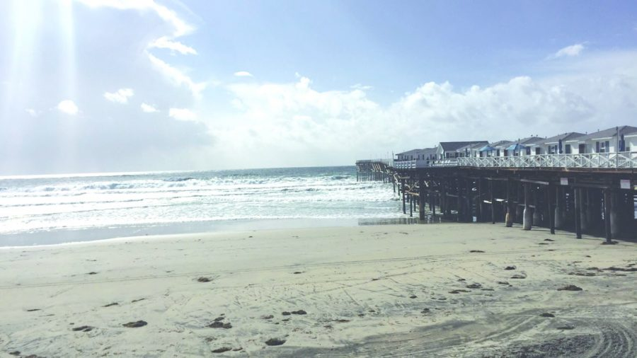 A Vermonter's spring break in California