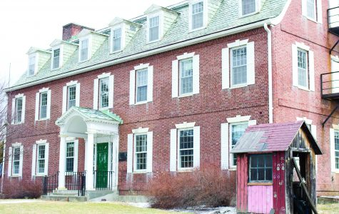 Slade Hall fights to stay in cottage on Trinity
