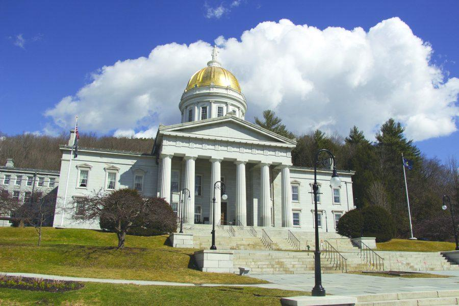The+Vermont+Statehouse+in+Montpelier+is+pictured+March+16.+PHO-+TO+COURTESY+OF+HEADWATERS+MAGAZINE