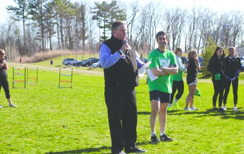 Students join 4/20 health run