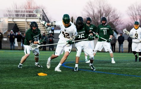 Lacrosse first-year starts strong