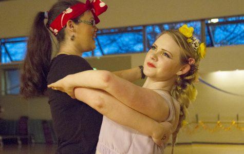 Students dance, create Disney magic