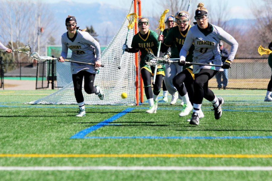 Women's lacrosse opens their 2016 conference slate