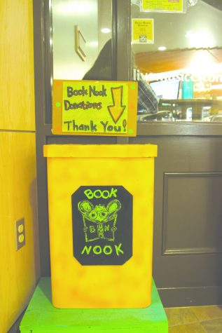 The creation of the Book Nook