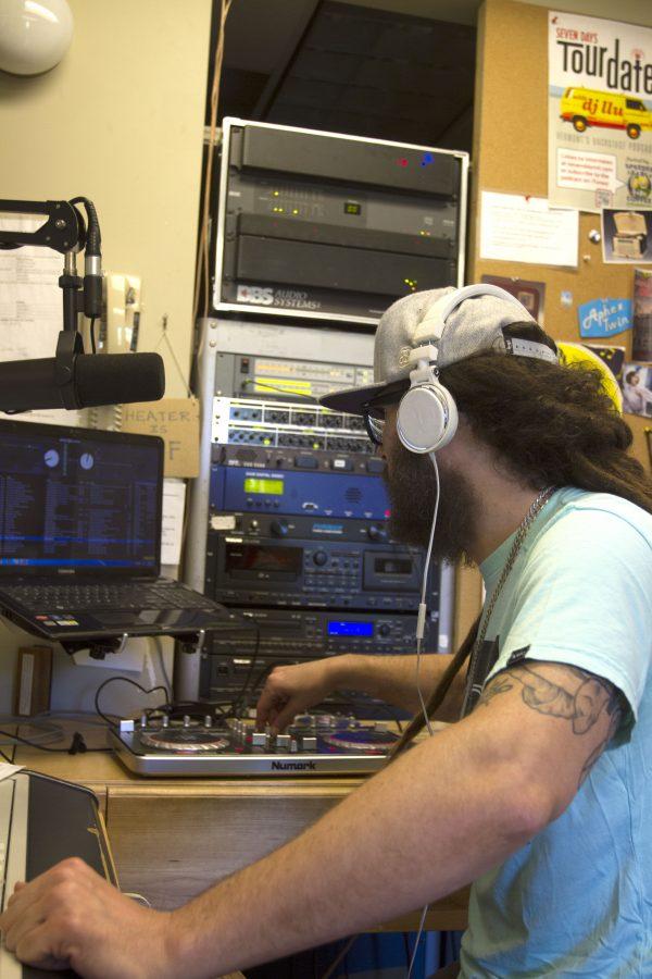 UVM radio station tunes up more DJs
