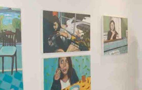Rising artists rewarded by University