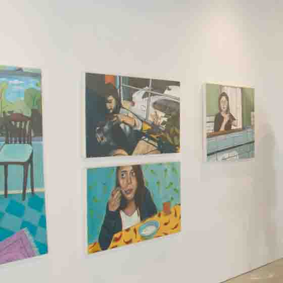 Rising artists rewarded by University