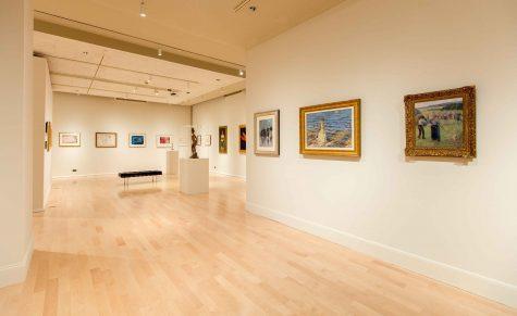 World-renowned art showcased at Fleming Museum