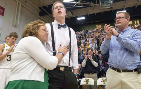 Former UVM recruit continues his road to recovery