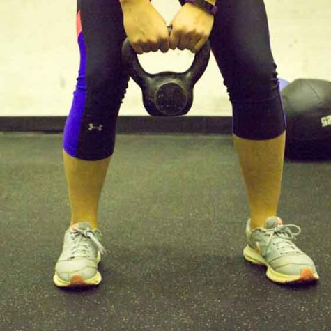 Rec classes teach women to lift