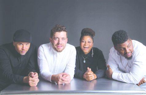 Quartet to share love with Burlington
