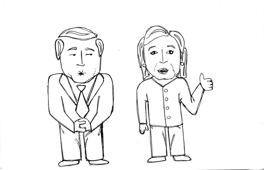 A brief breakdown of Trump's persona in the debates