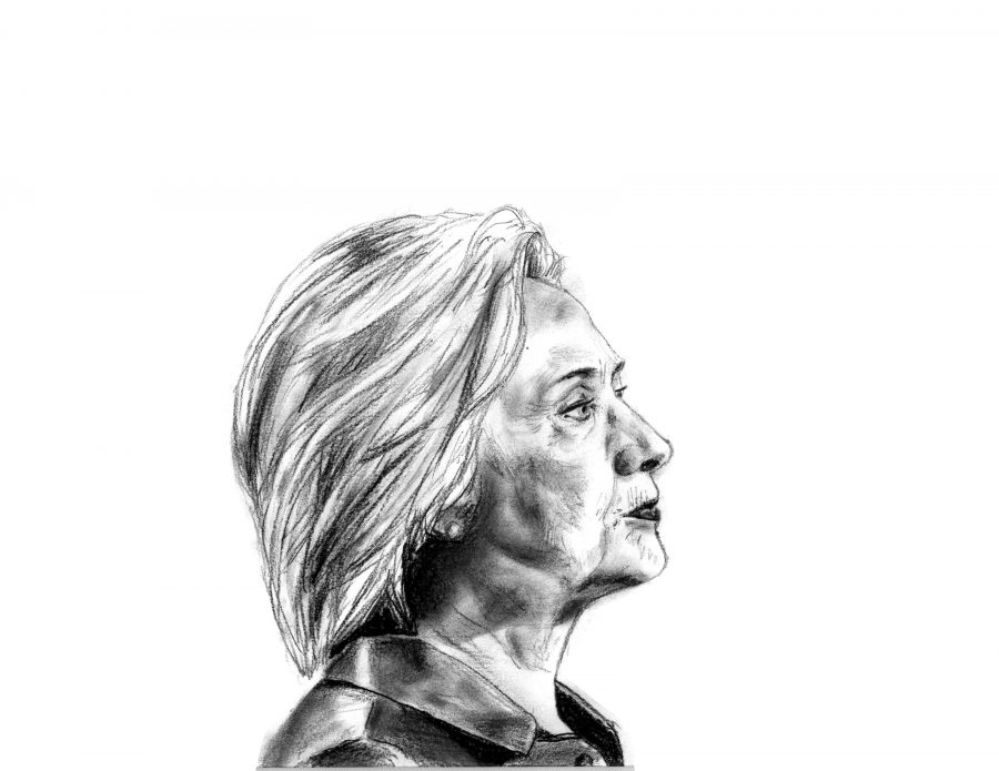Clinton devotes her life to the good of the people