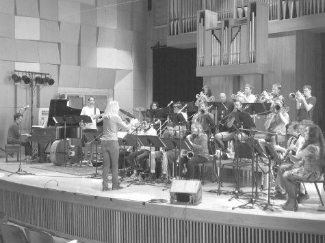 UVM ensemble to 'jazz' Southwick