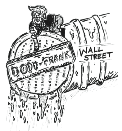 Potential Dodd-Frank repeal threatens US economy