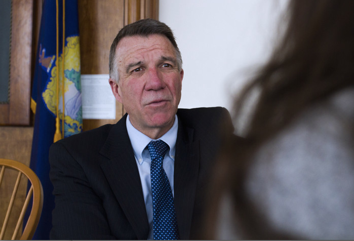 Gov. Phil Scott discusses his past at UVM and his path to the Vermont Statehouse in 2017.