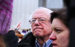 Women's March: Montpelier VT, Sanders Speech